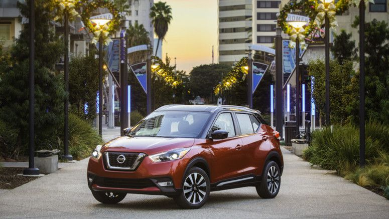 2018 Nissan Kicks compact crossover set for spring release – features expressive style, personal technology, intelligent safety, efficient powertrain and strong value positioning