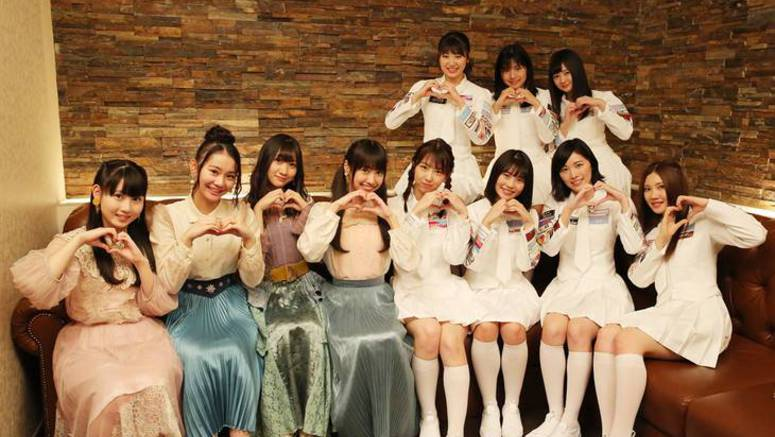 SKE48's new single to be titled 'Muishiki no Iro'