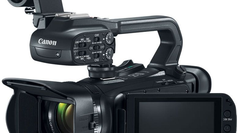 Canon Launches Three New HD Camcorders Featuring a Full HD CMOS Sensor and 20x HD Optical Zoom Lens - Fareastgizmos