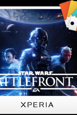 Star Wars Battlefront II Xperia Theme available to download