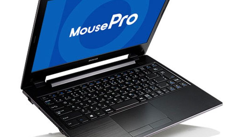 Mouse Computer MousePro-NB391C 13.3-Inch Mobile Notebook