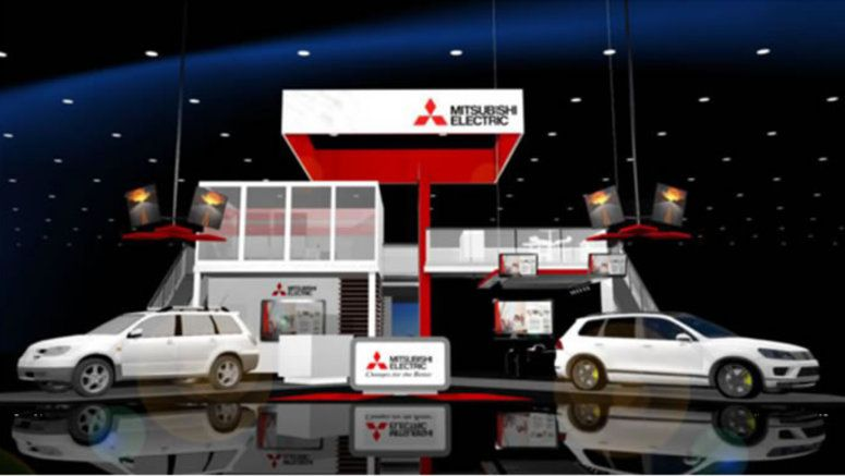Mitsubishi Electric to exhibit EMIRAI4 driving-assistance concept car at CES 2018 - Fareastgizmos