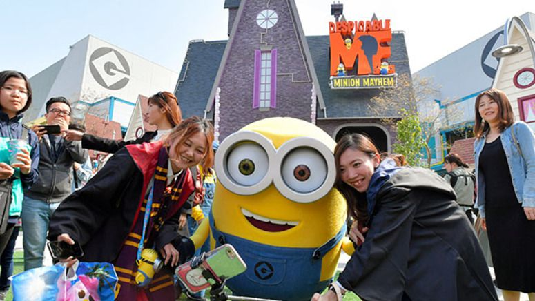 Universal Studios Japan to hike prices for 9th year in row