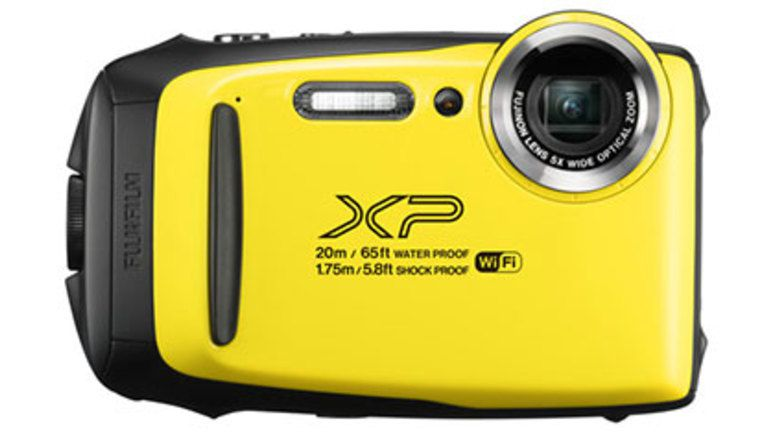 Fujifilm has just added a new rugged digital camera 'FinePix XP130' to its range