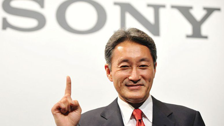 Sony CEO Kaz Hirai reaffirms commitment to smartphones