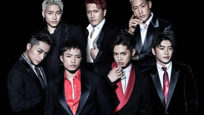 GENERATIONS from EXILE TRIBE to tour China