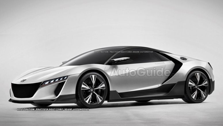 A baby NSX would be fantastic, but there is nothing on the horizon