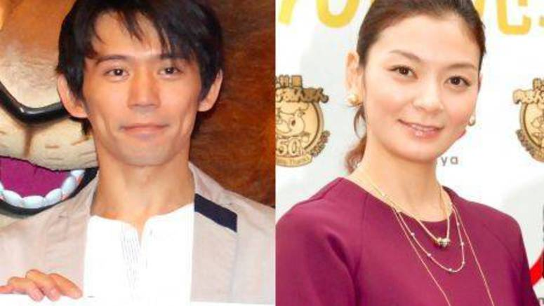 Okada Yoshinori & Tabata Tomoko tie the knot on New Year's Day