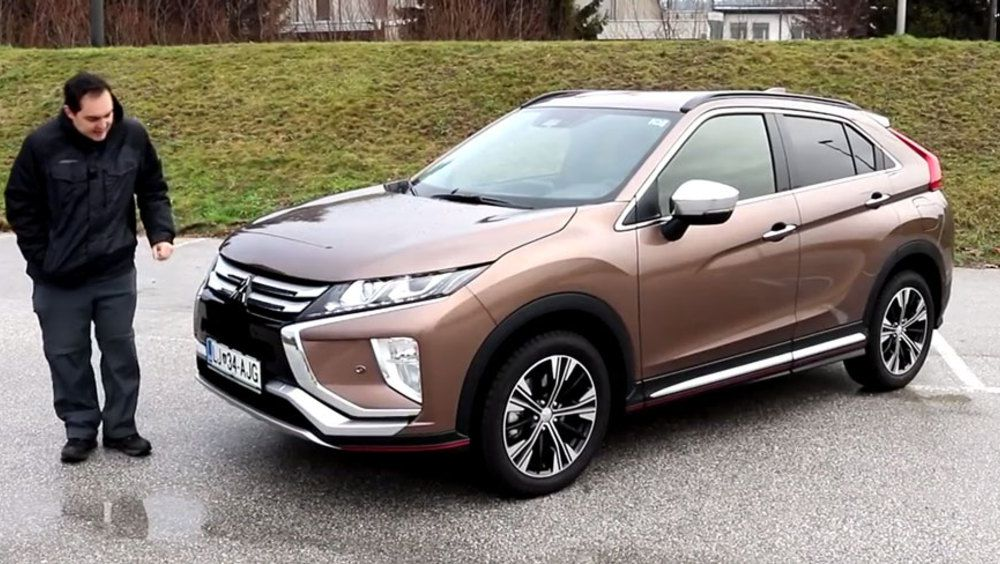 2018 Mitsubishi Eclipse Cross Review | Auto Moto | Japan Bullet