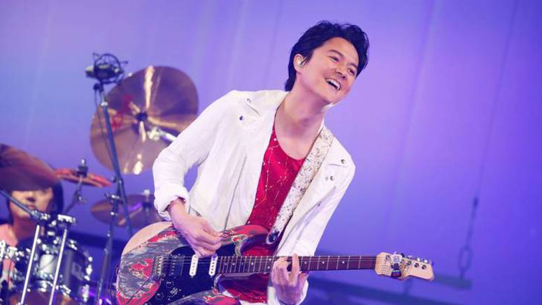 Fukuyama Masaharu to hold dome concerts in May