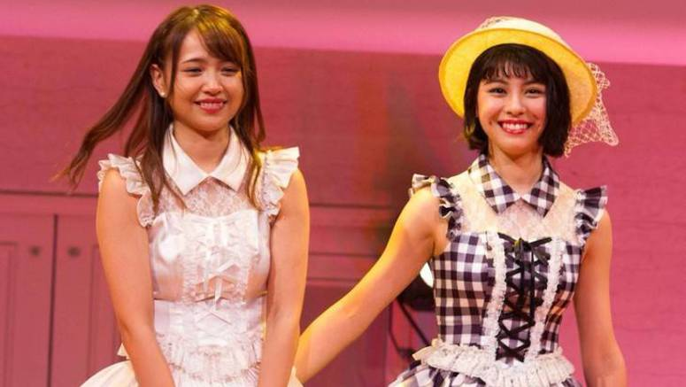 SUPER☆GiRLS' Shimura Rika and Tanaka Mirei announce graduation