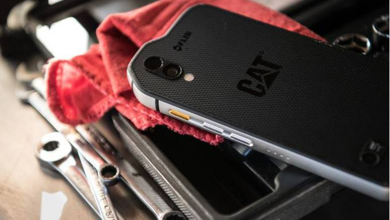 Cat S61 Rugged Android Smartphone Launched