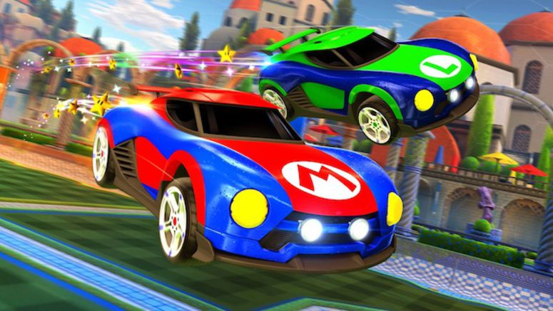 Rocket League For Nintendo Switch To Receive Visual Upgrade