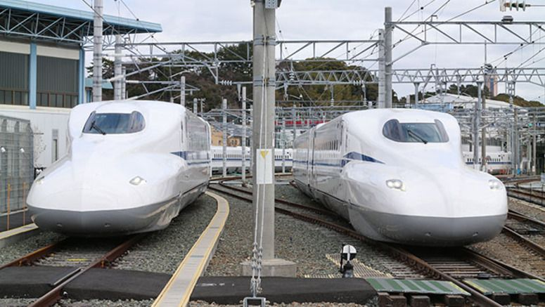 Japan's 'Supreme' Bullet Train Enters Testing