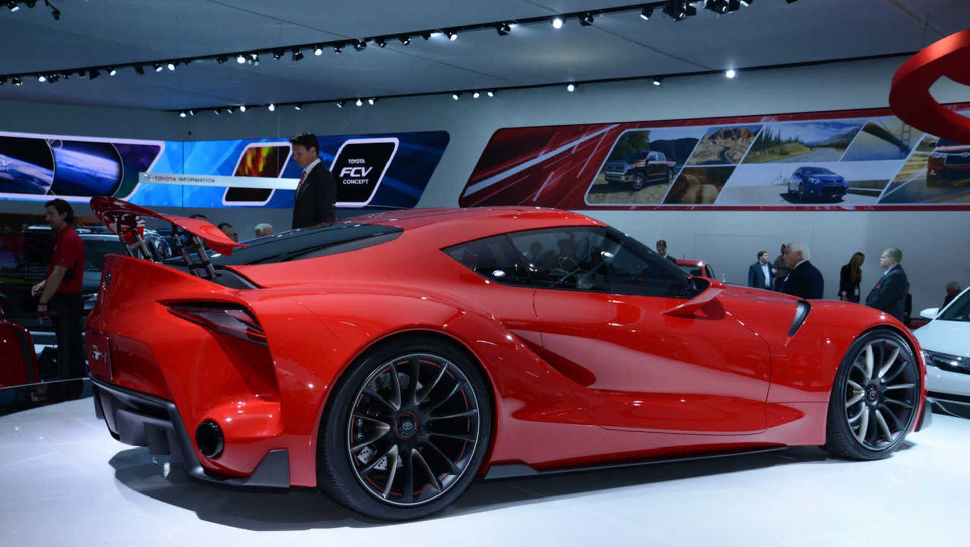 2019 Toyota Supra All We Know From Specs Leaks And