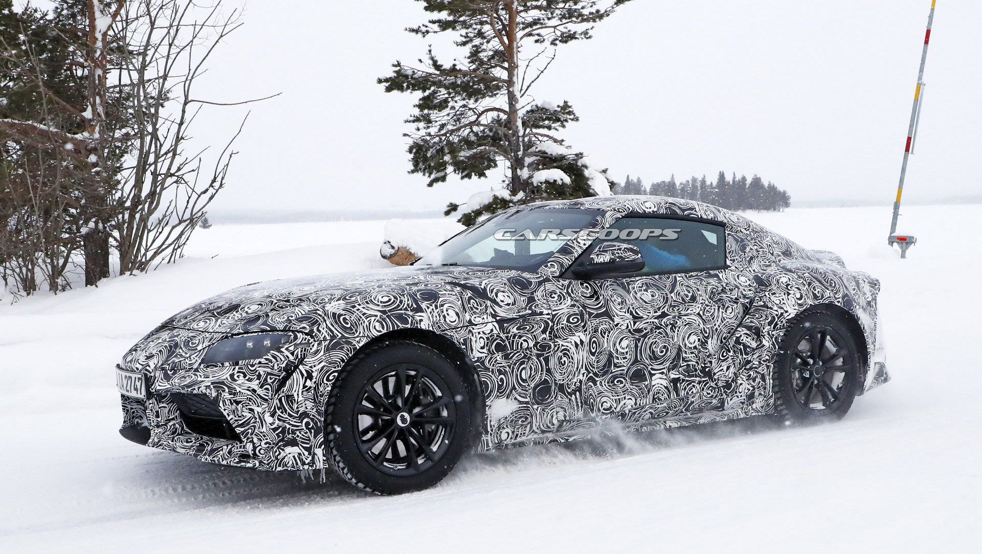 """Toyota Supra Will Be A Pure Sports Car"""" And Very Different ..."""