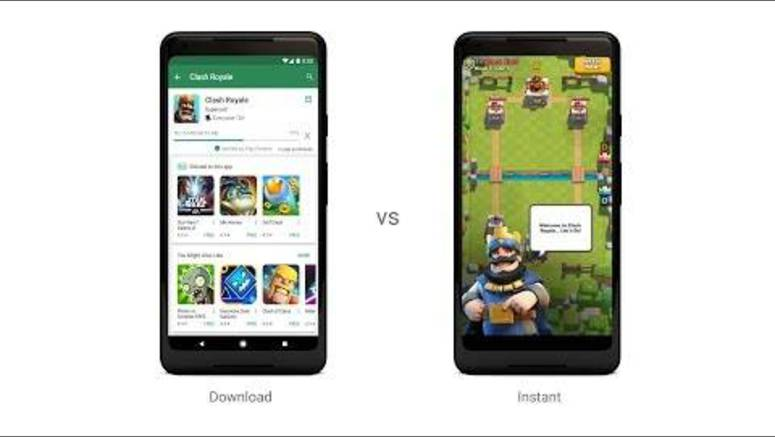 Android's Instant Apps Can Now Be Used To Play Games