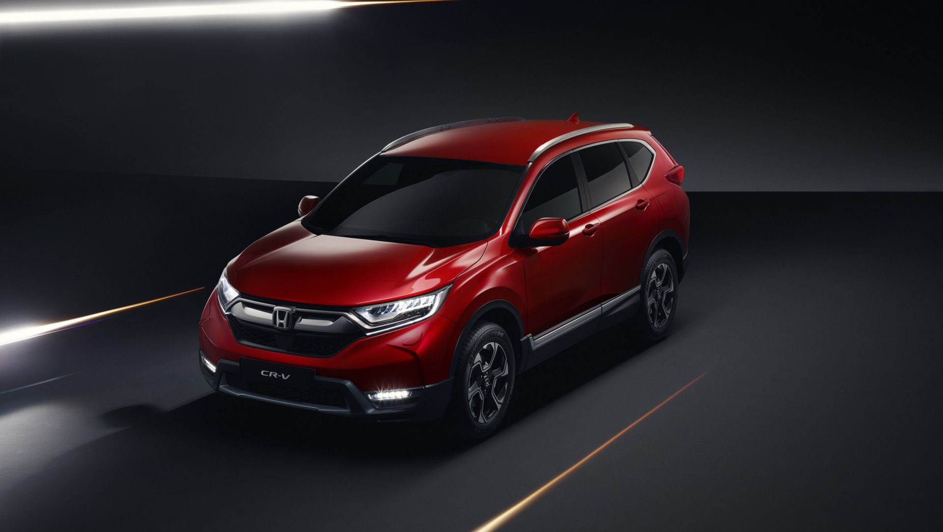 Euro Spec 2018 Honda Cr V Arrives With Hybrid And 7 Seat Options