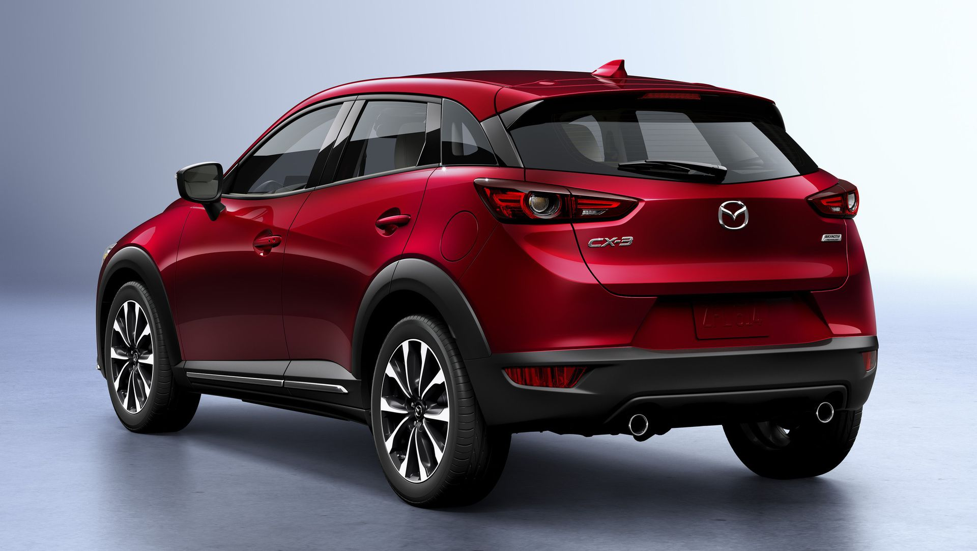 2019 mazda cx 3 crossover updated with a tad more power and refinement. Black Bedroom Furniture Sets. Home Design Ideas