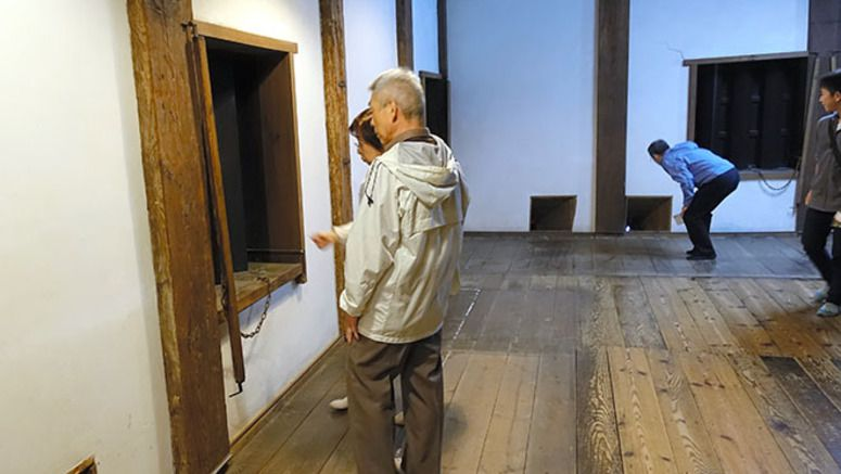 Matsue Castle interior revamp reveals unseen history of keep