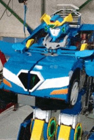 Japan's Real-Life Transformer Can Turn Into A Robot With Passengers Inside