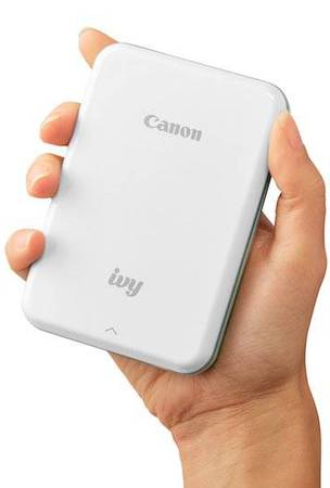Canon Unveils IVY Portable Wireless Photo Printer
