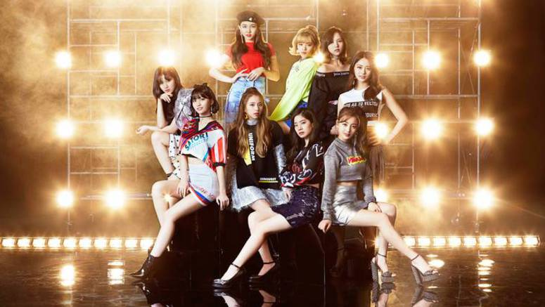 TWICE will wake you up in their latest PV