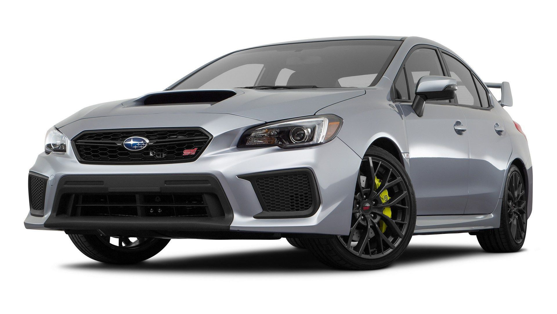 Subaru WRX STI Could Receive A Minor Power Boost For 2019 ...