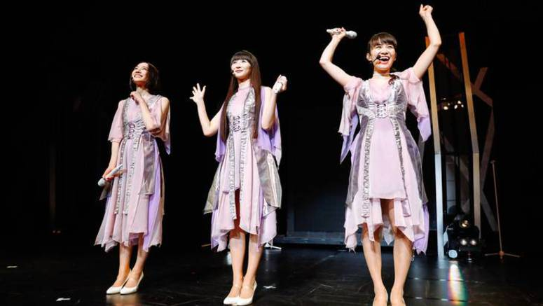 Perfume announce new album & arena tour