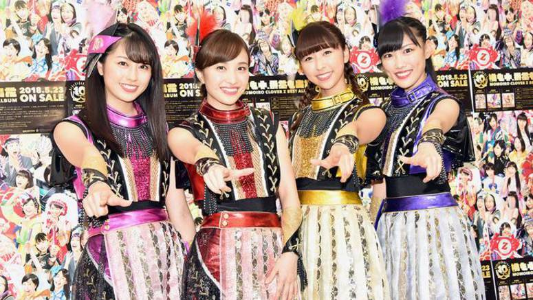 Momoiro Clover Z to release 5th album on 11th anniversary day + to star in a musical this fall