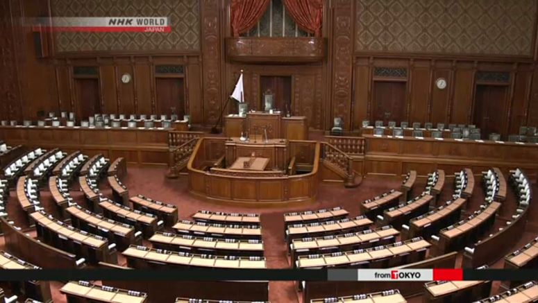 Lower House passes work-style reform bill