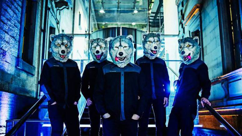 Check out the PV for MAN WITH A MISSION's new song 'Winding Road'