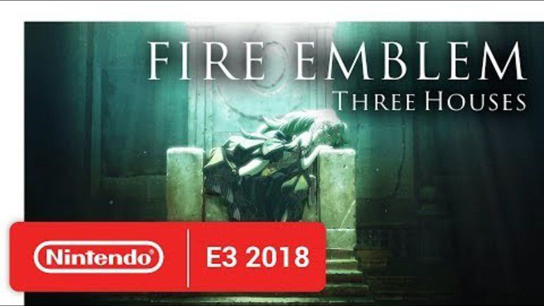 Fire Emblem: Three Houses Announced For The Nintendo Switch