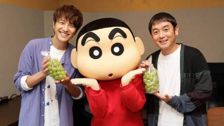 Yuzu to sing the new theme song for 'Crayon Shin-chan' anime