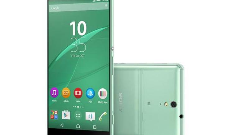Unexpected update arrives on the Xperia C4 and C5 Ultra