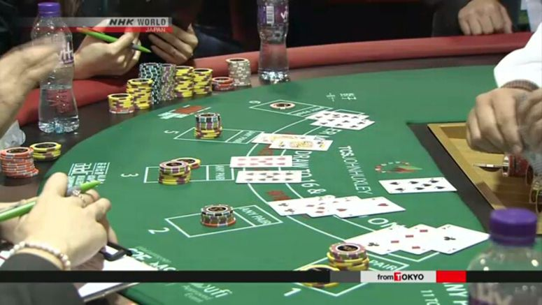 Lower House passes gambling-related bill