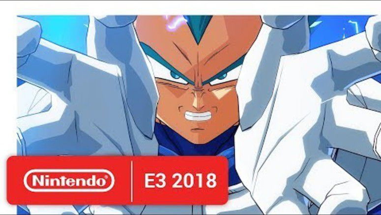 Dragon Ball FighterZ Will Be Coming To The Nintendo Switch