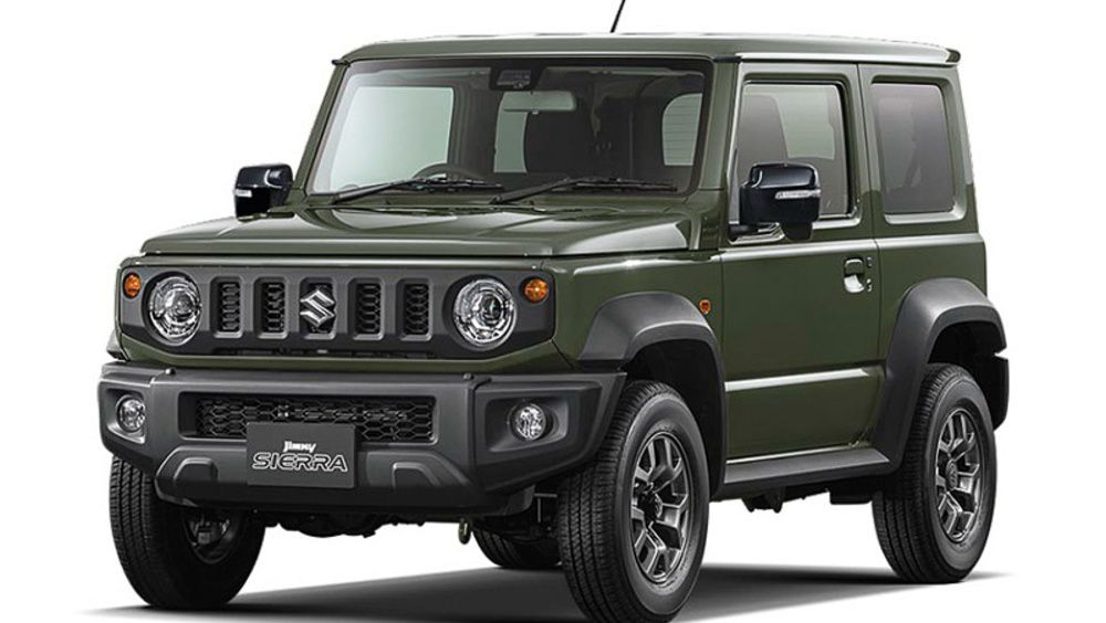 2019 Suzuki Jimny First Official Images And Info Ahead Of