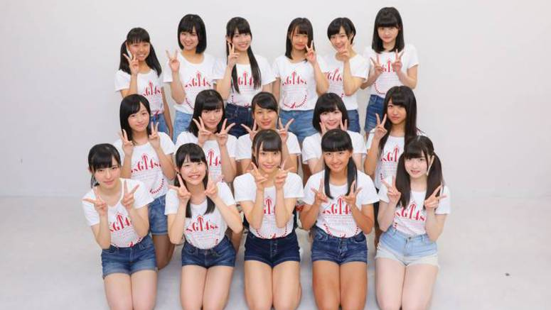 NGT48 welcome 16 second generation members