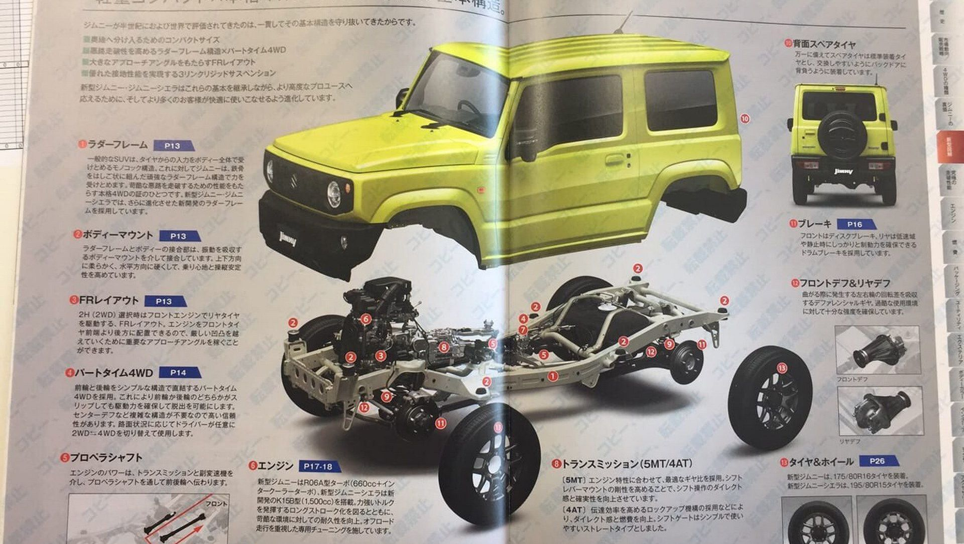 Baja Auto Sales >> All-New 2019 Suzuki Jimny Caught Completely Undisguised ...