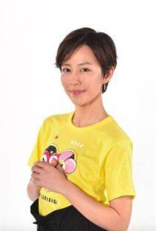 Kimura Yoshino chosen as charity personality for '24 Hour Television'