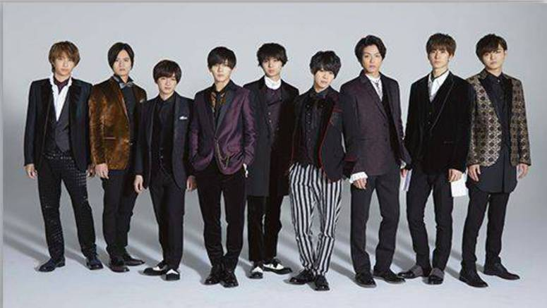 Hey! Say! JUMP to release a new album 'SENSE or LOVE'