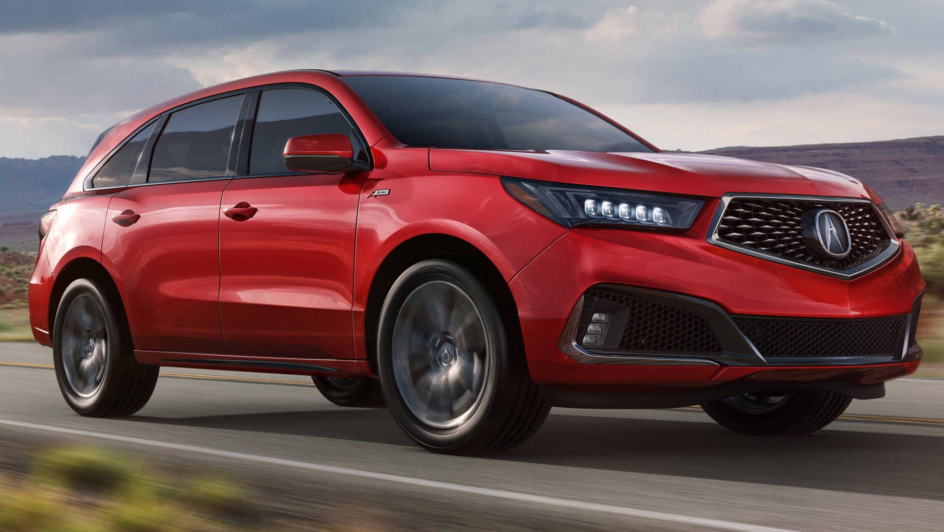 Acura MDX Arrives At Dealers With New ASpec Variant Starts At - Acura mdx dealers