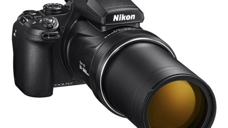 Nikon COOLPIX P1000 Launched With 125x Optical Zoom