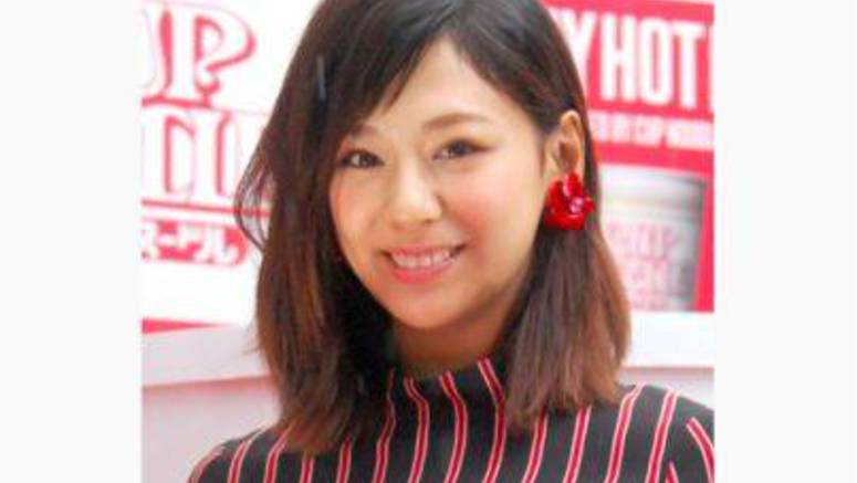Nishiuchi Mariya announces that her contract with agency expired in March