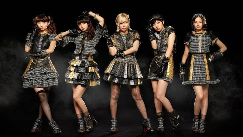 Babyraids JAPAN to disband after their last live in September