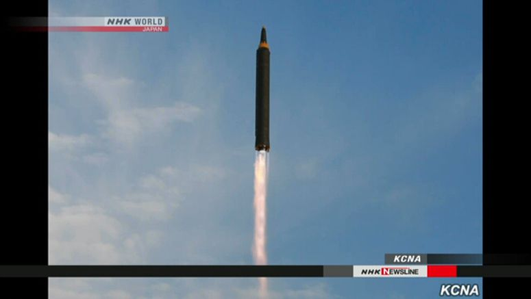 Japan report to urge anti-missile capabilities