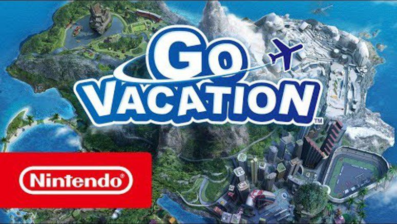 'Go Vacation' Brings Wii Sports-Like Games To The Nintendo Switch