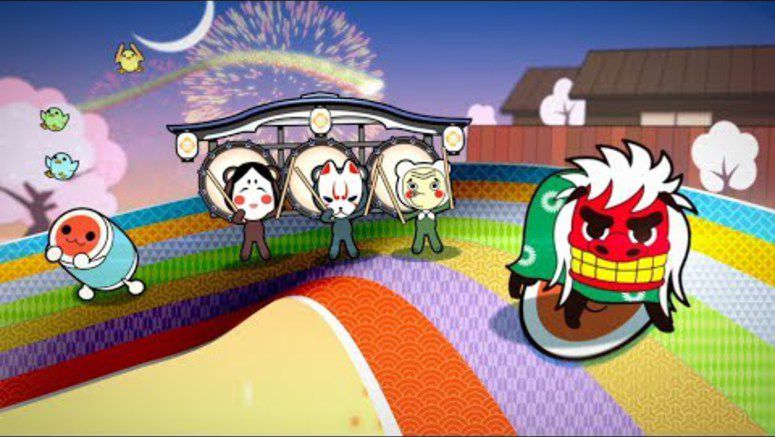 Taiko No Tatsujin: Drum Session & Drum 'N' Fun Announced For PS4, Nintendo Switch