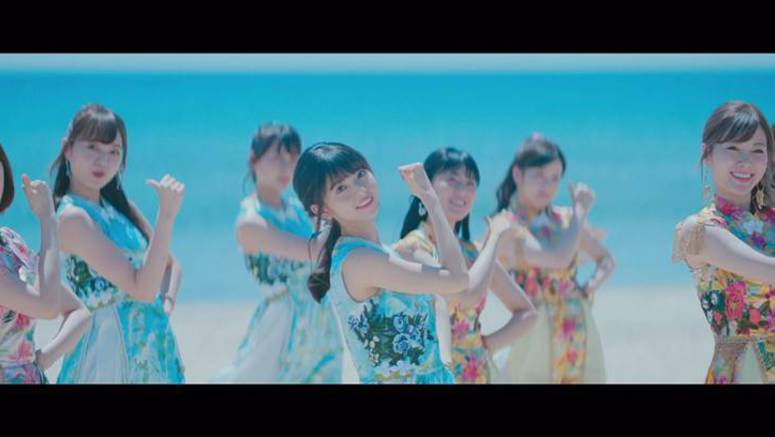 The PV for Nogizaka46's new song 'Jikochuu de Ikou!' was shot in Vietnam
